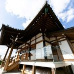 施工事例:大阪府 某寺院のガラスフェンス「Qレーリング」